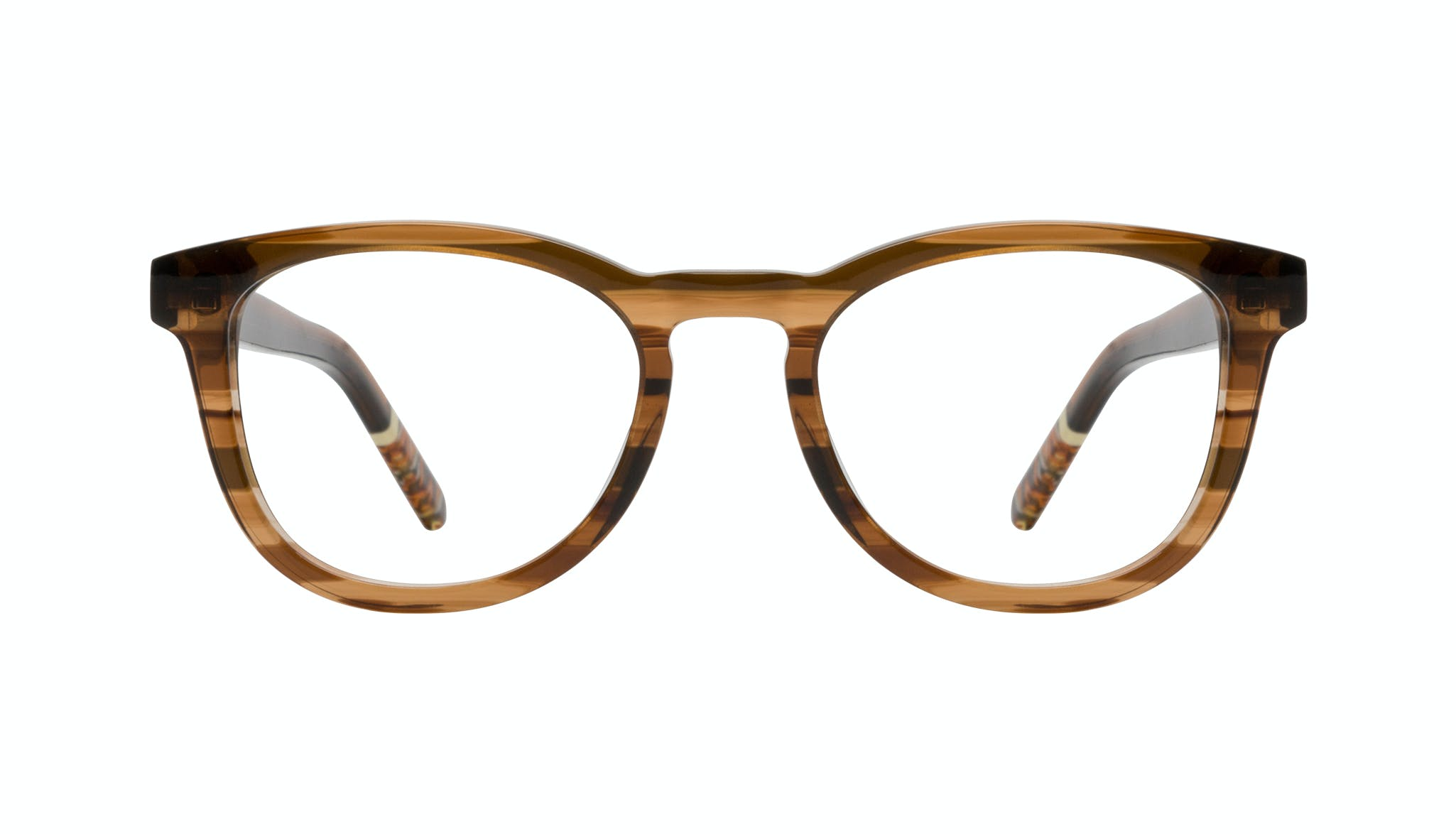 Affordable Fashion Glasses Round Eyeglasses Men Goal Smokey Havana
