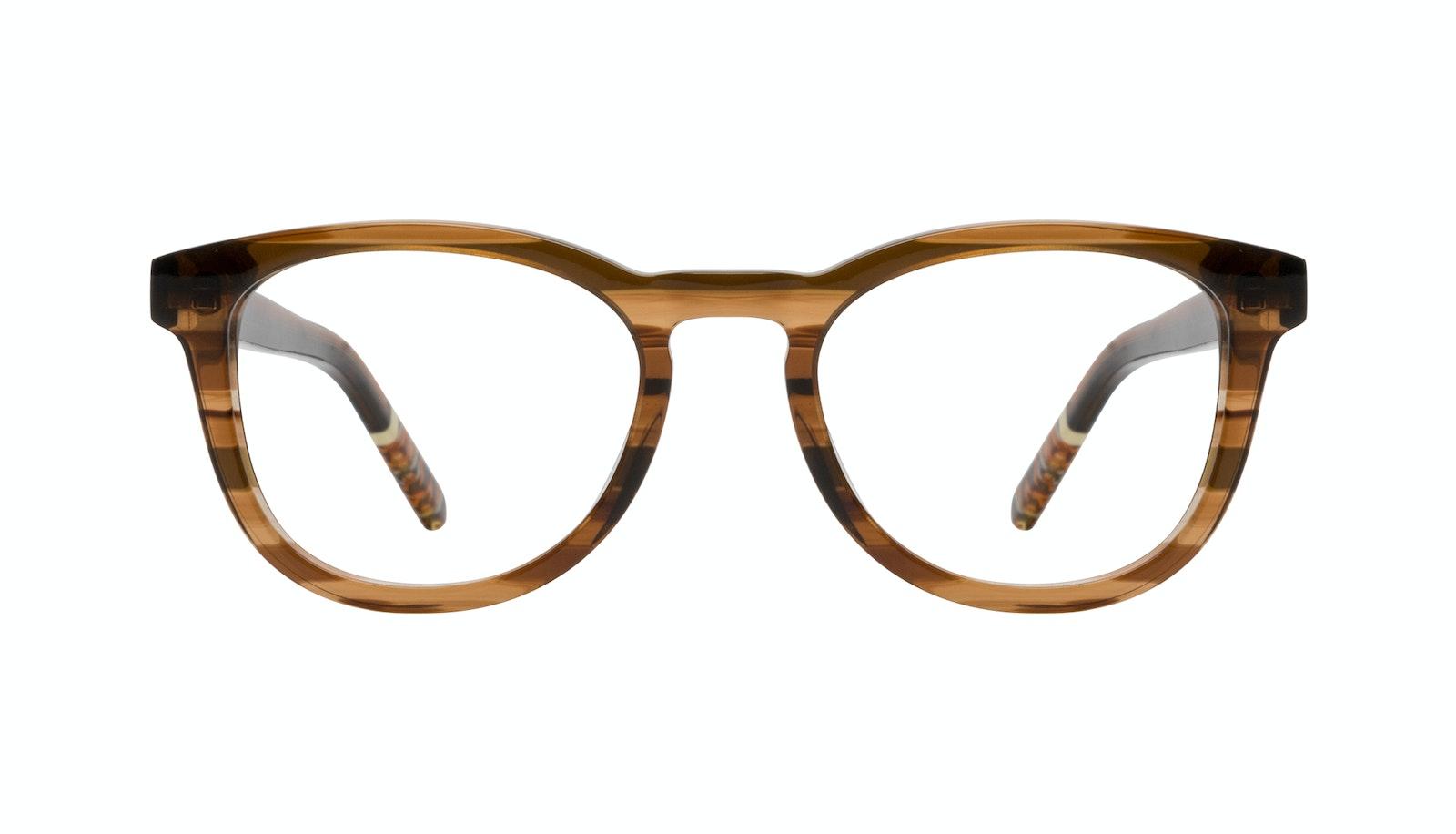 Affordable Fashion Glasses Round Eyeglasses Men Goal Smokey Havana