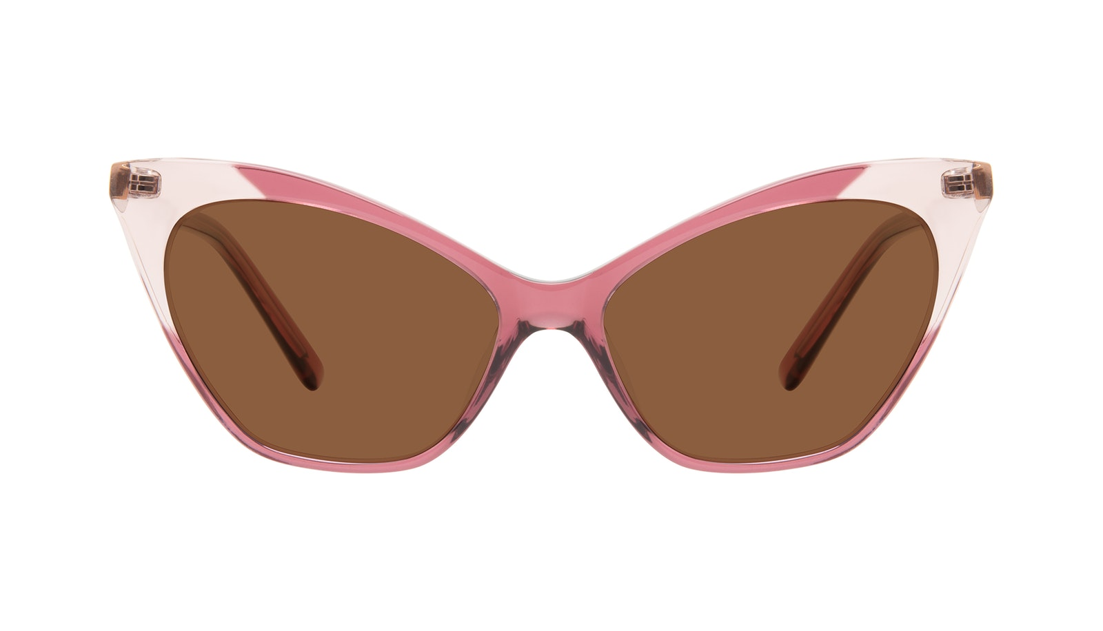 Affordable Fashion Glasses Cat Eye Sunglasses Women Gossip Orchid Pink