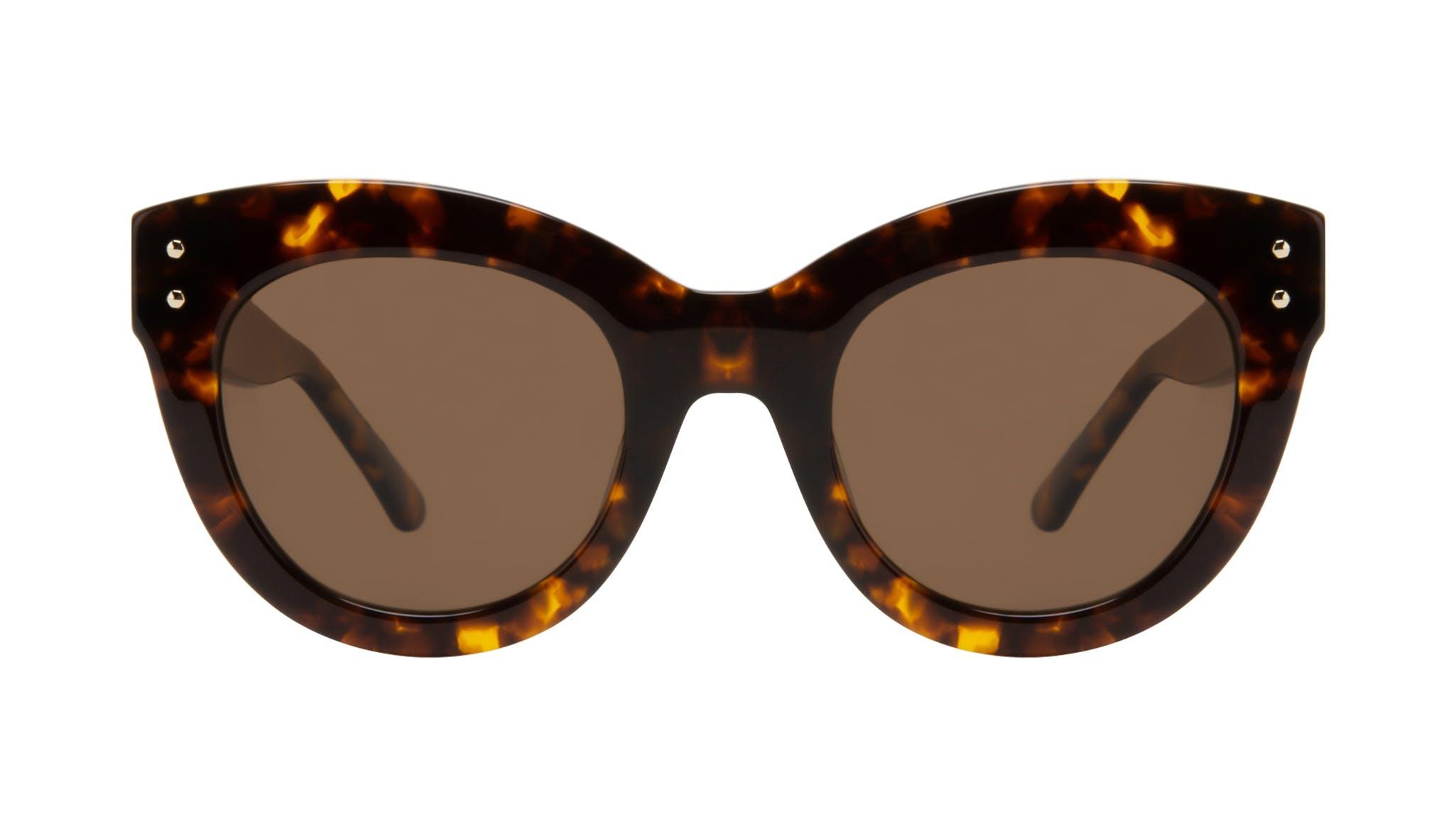 Affordable Fashion Glasses Cat Eye Sunglasses Women Groove Tortoise