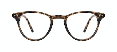 Affordable Fashion Glasses Cat Eye Eyeglasses Women Halo Leopard Front
