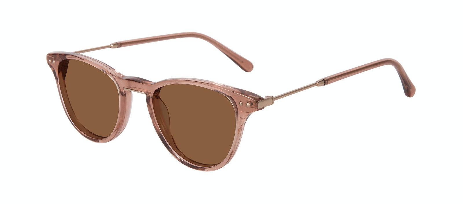 Affordable Fashion Glasses Cat Eye Sunglasses Women Halo Rose Tilt
