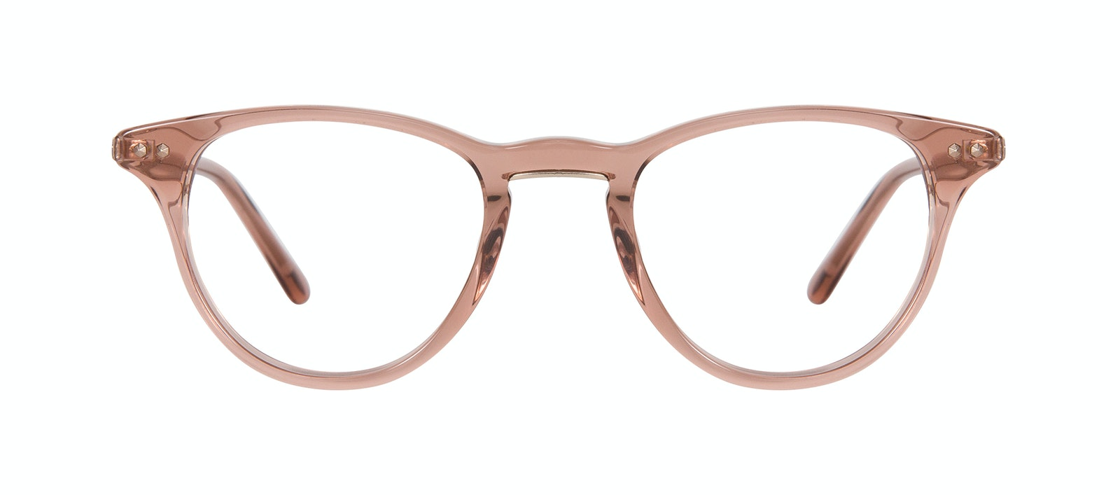 Affordable Fashion Glasses Cat Eye Eyeglasses Women Halo Rose Front