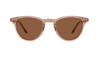 Affordable Fashion Glasses Cat Eye Sunglasses Women Halo Rose Front