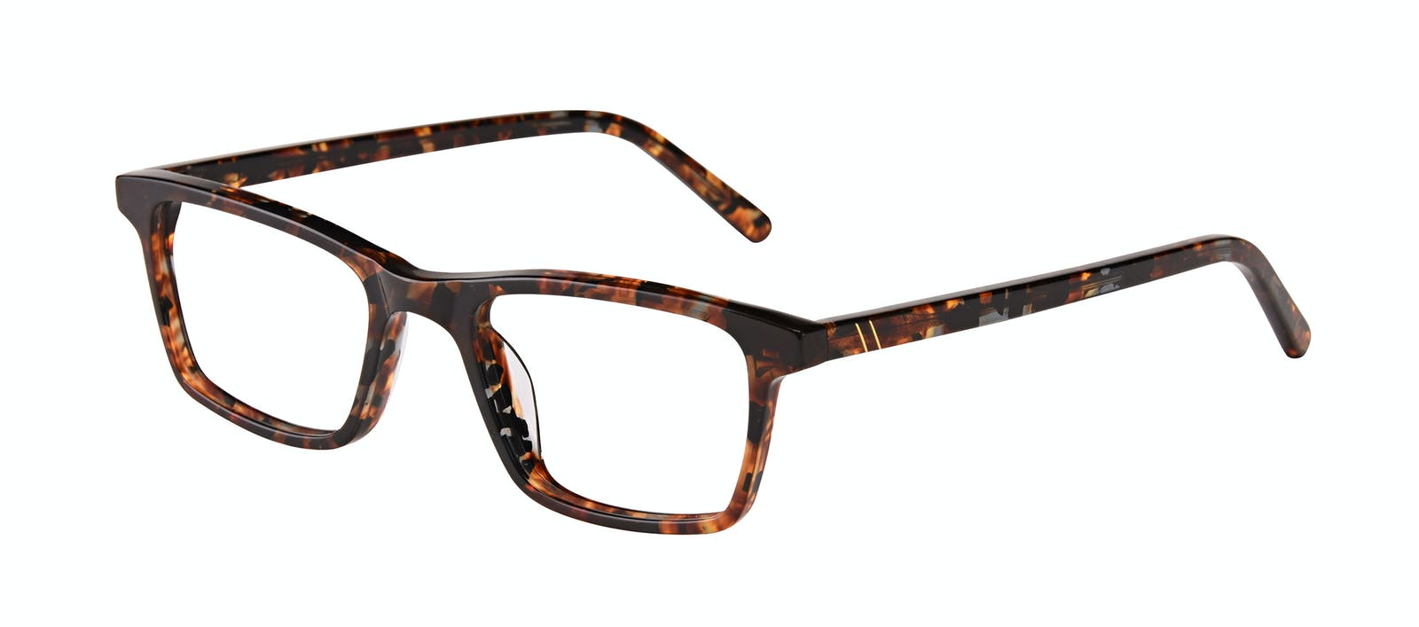 407dbf0b74b0 Affordable Fashion Glasses Rectangle Eyeglasses Men Henri SML Mohagany Tilt