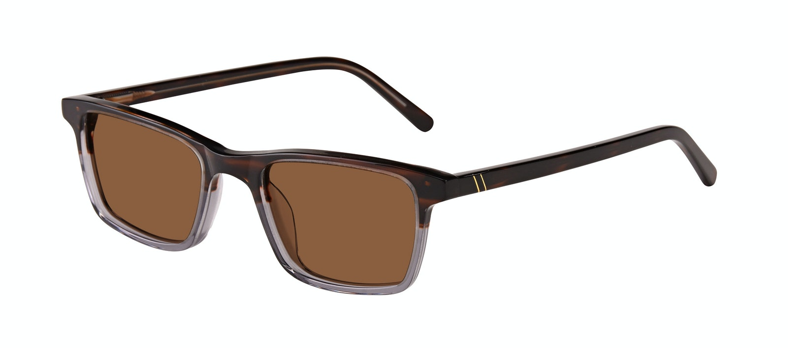 Affordable Fashion Glasses Rectangle Sunglasses Men Henri SML Storm Tilt