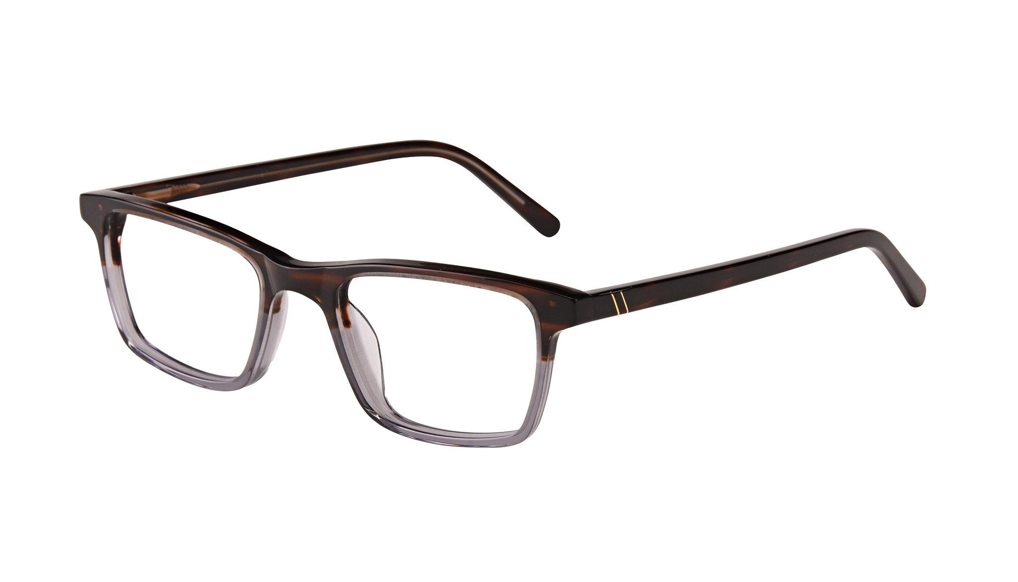 Affordable Fashion Glasses Rectangle Eyeglasses Men Henri SML Storm Tilt
