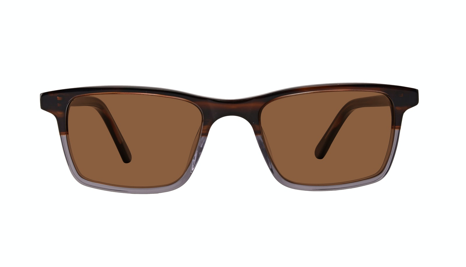 Affordable Fashion Glasses Rectangle Sunglasses Men Henri SML Storm
