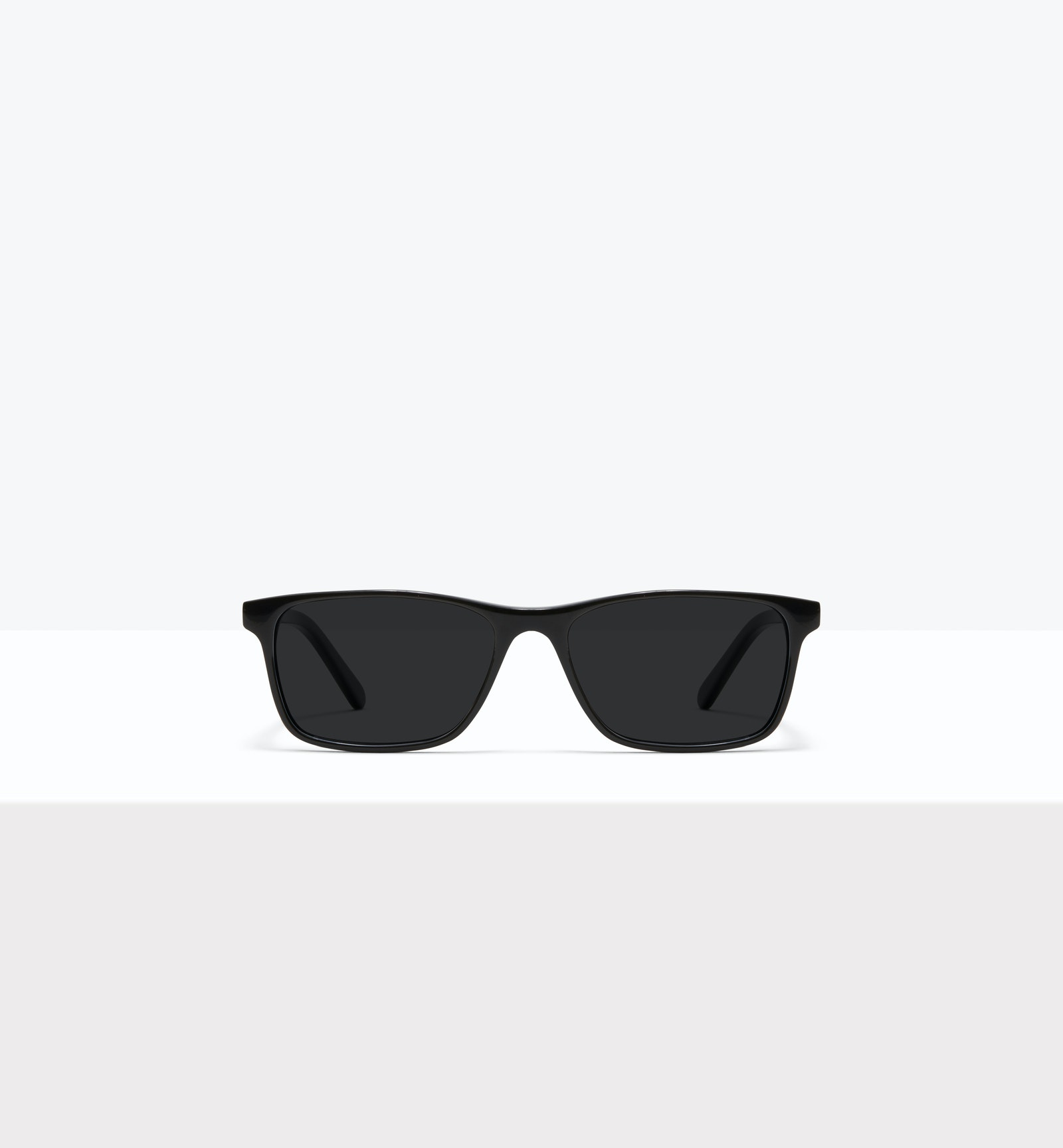 Affordable Fashion Glasses Rectangle Sunglasses Men Henri M Black