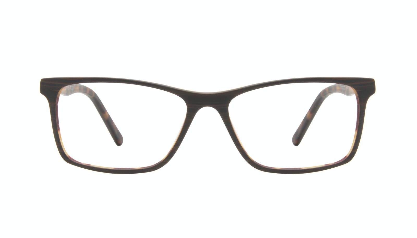 d2a7f1371f Affordable Fashion Glasses Rectangle Eyeglasses Men Henri Brown Stripes