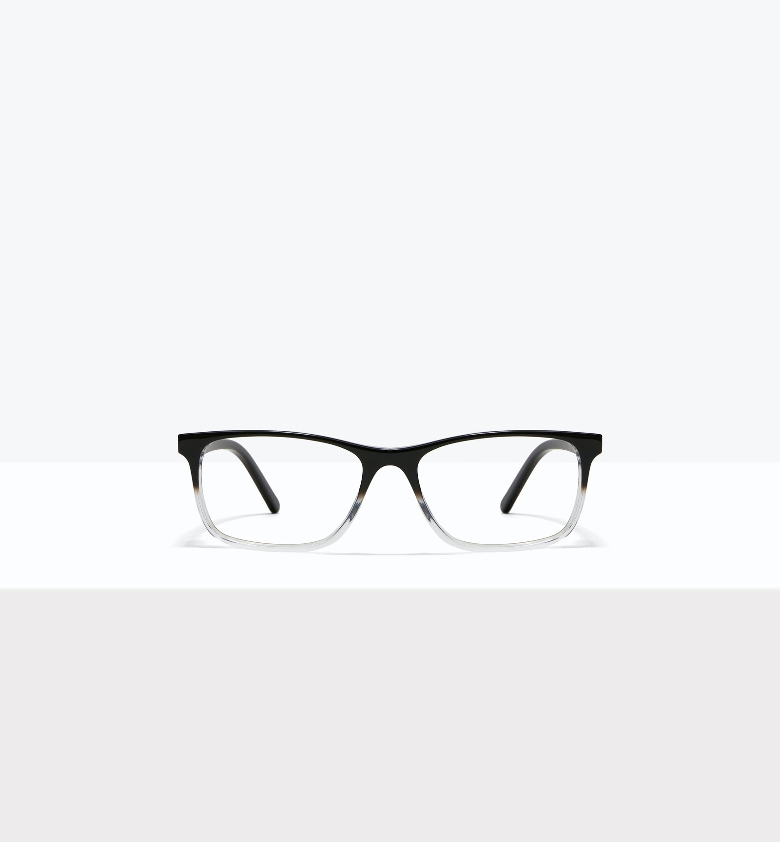 d68039938289 Affordable Fashion Glasses Rectangle Eyeglasses Men Henri Onyx Clear