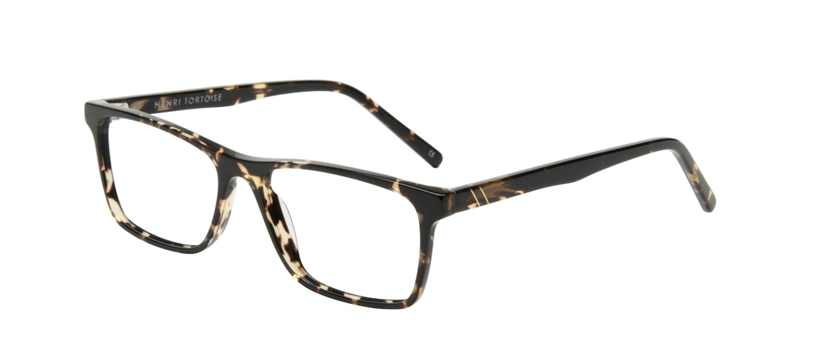 Affordable Fashion Glasses Rectangle Eyeglasses Men Henri Tortoise Tilt