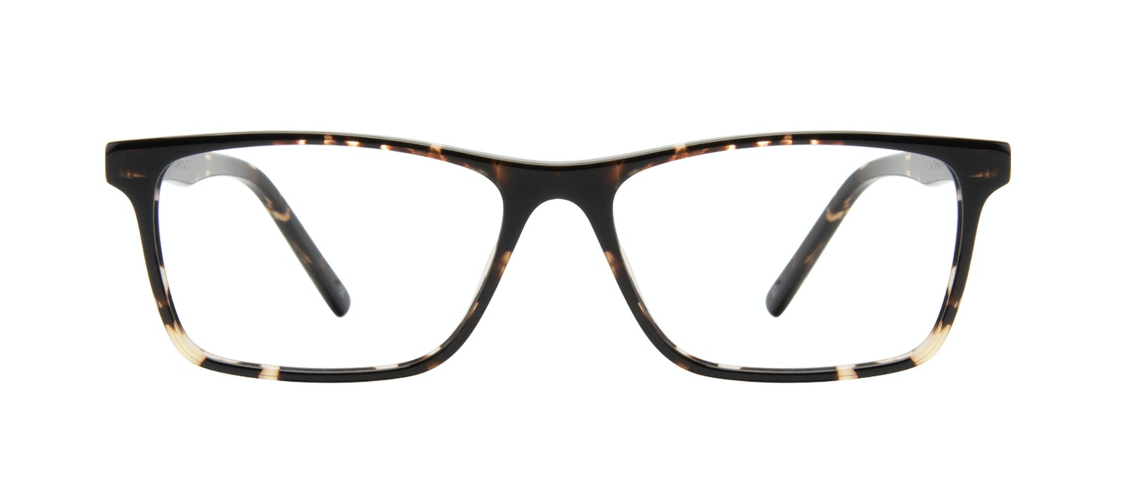 Affordable Fashion Glasses Rectangle Eyeglasses Men Henri Tortoise Front
