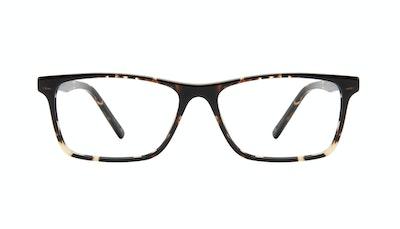 Affordable Fashion Glasses Rectangle Eyeglasses Men Henri Tortoise Front