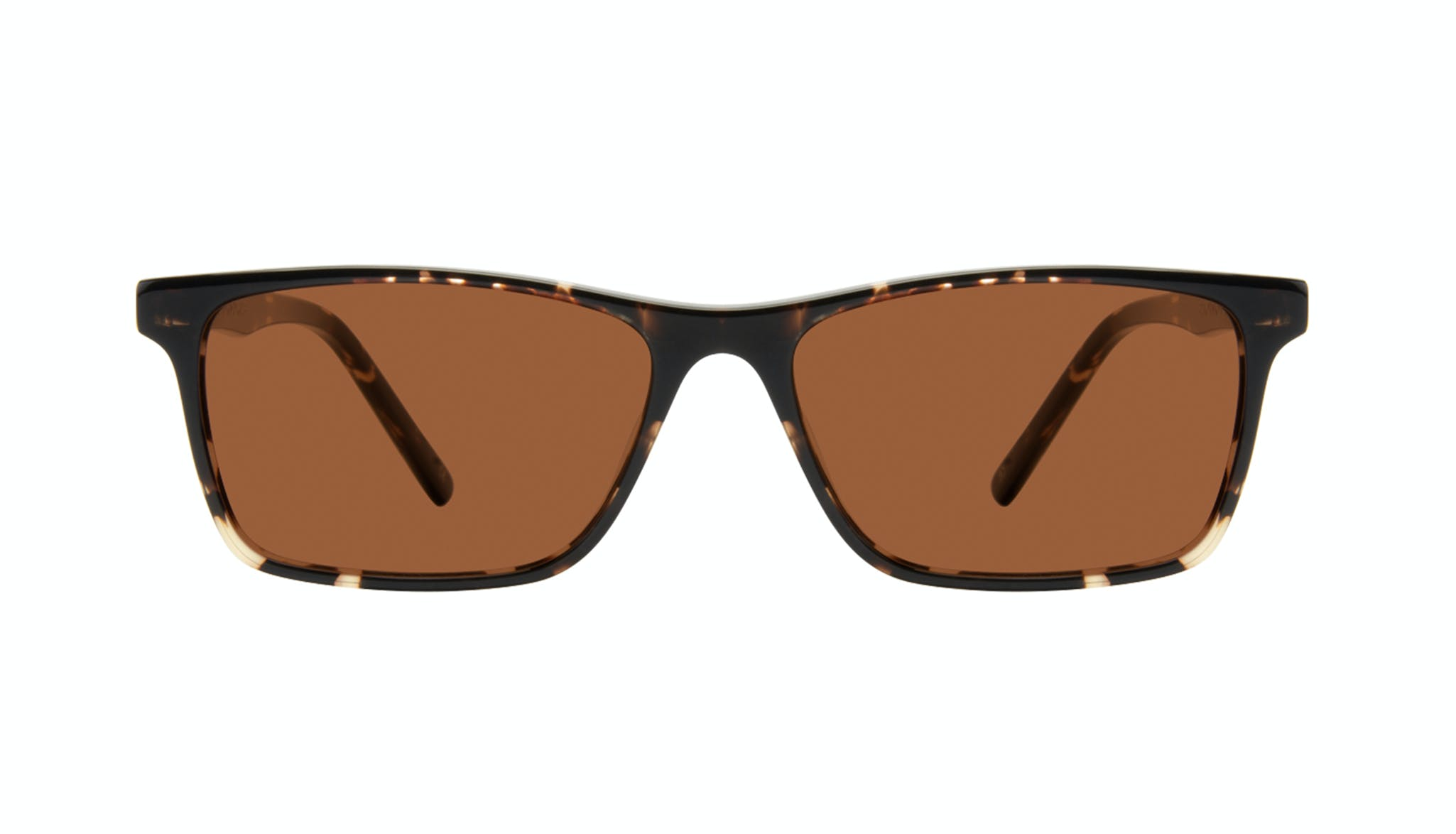 Affordable Fashion Glasses Rectangle Sunglasses Men Henri Tortoise