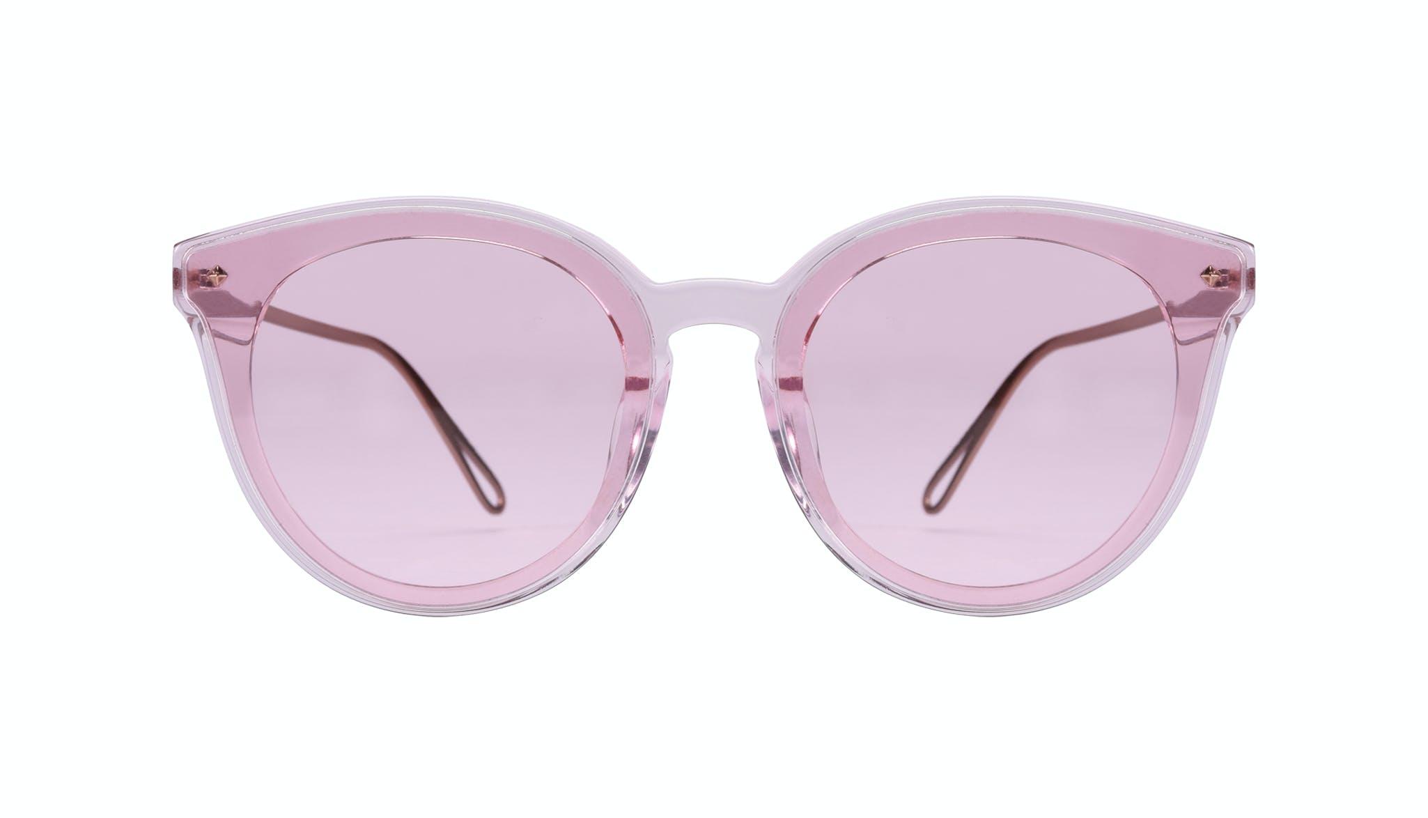 Affordable Fashion Glasses Cat Eye Sunglasses Women Icone Rose
