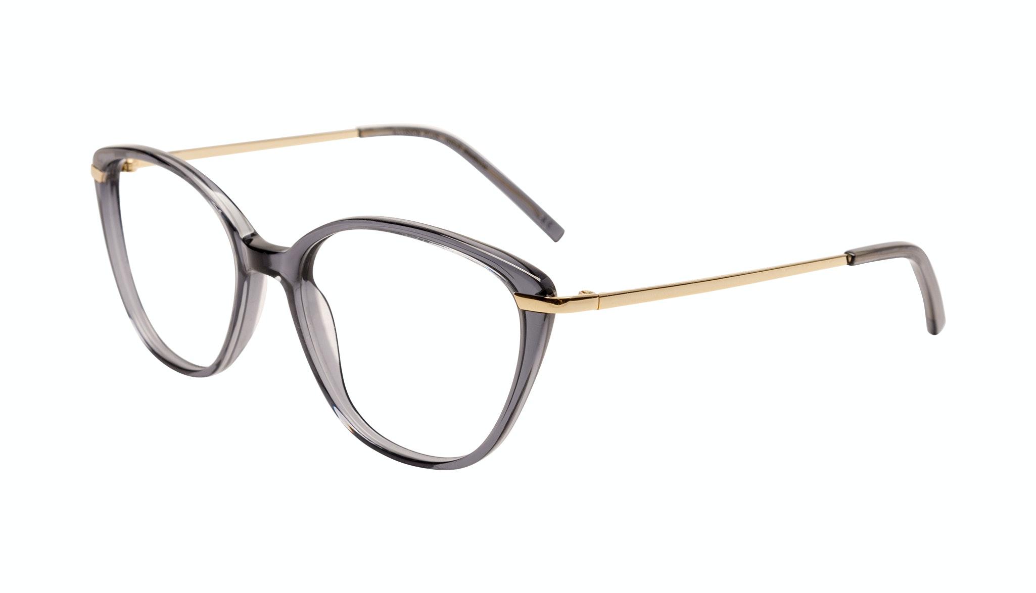 Affordable Fashion Glasses Cat Eye Eyeglasses Women Illusion Plus Gold Shadow Tilt
