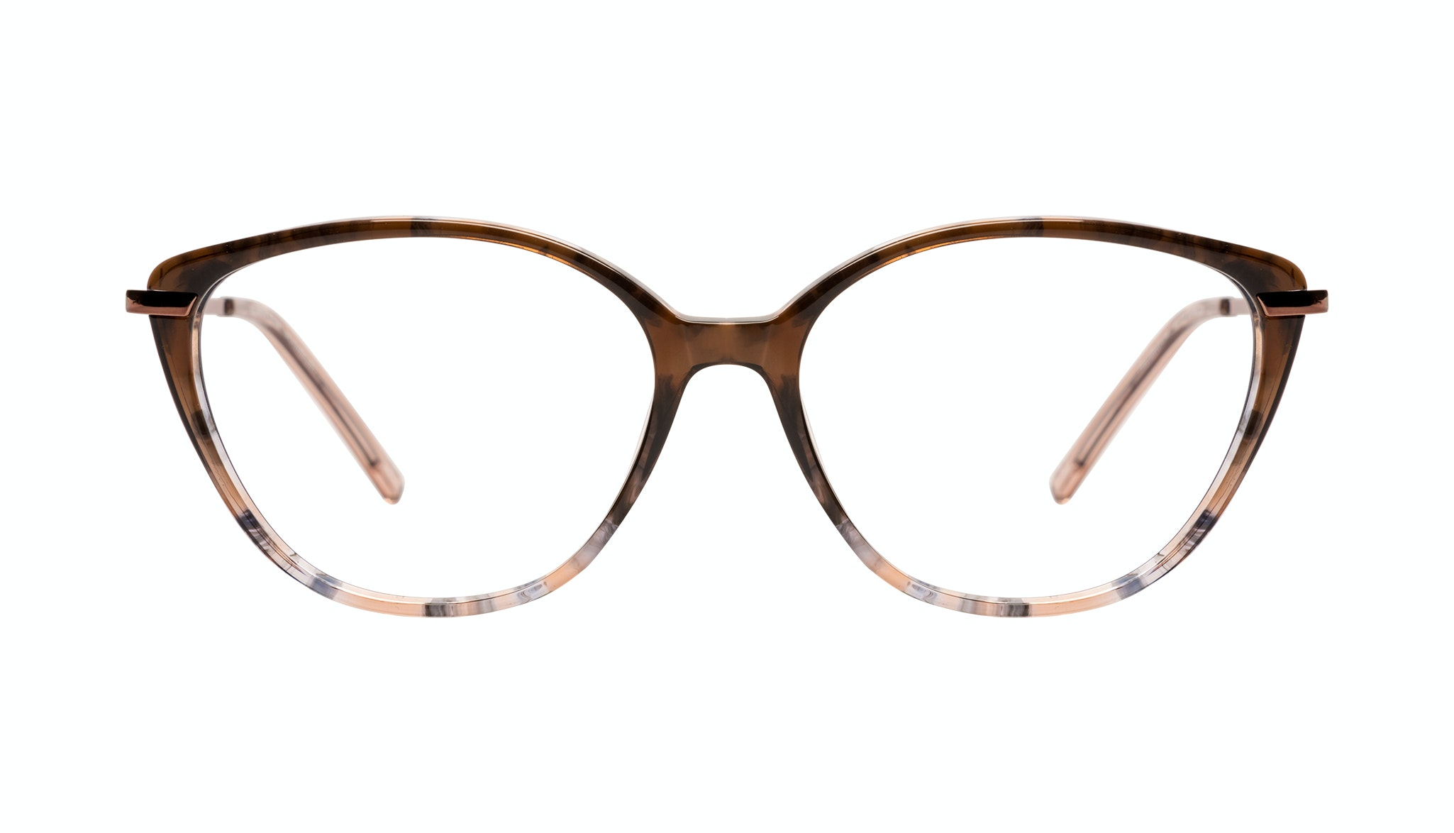 Affordable Fashion Glasses Cat Eye Eyeglasses Women Illusion Plus Moondust