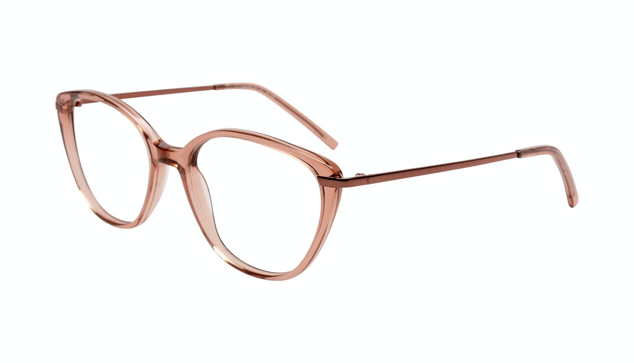 Affordable Fashion Glasses Cat Eye Eyeglasses Women Illusion Plus Plus Tilt