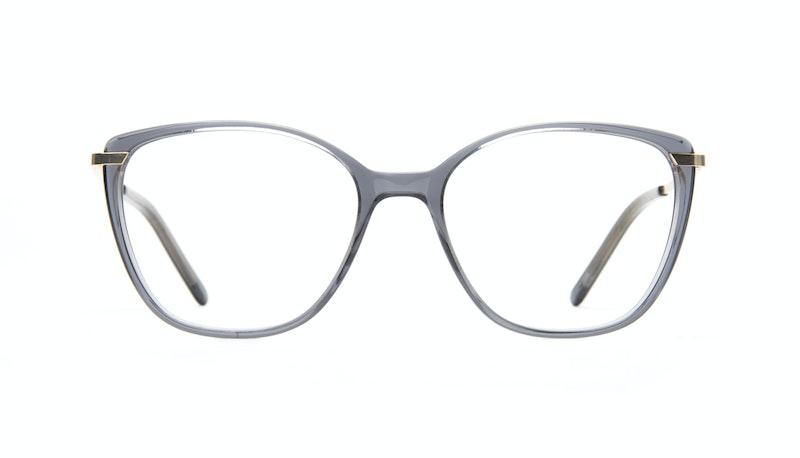 142886ec8a9 Affordable Fashion Glasses Cat Eye Rectangle Square Eyeglasses Women  Illusion Gold Shadow