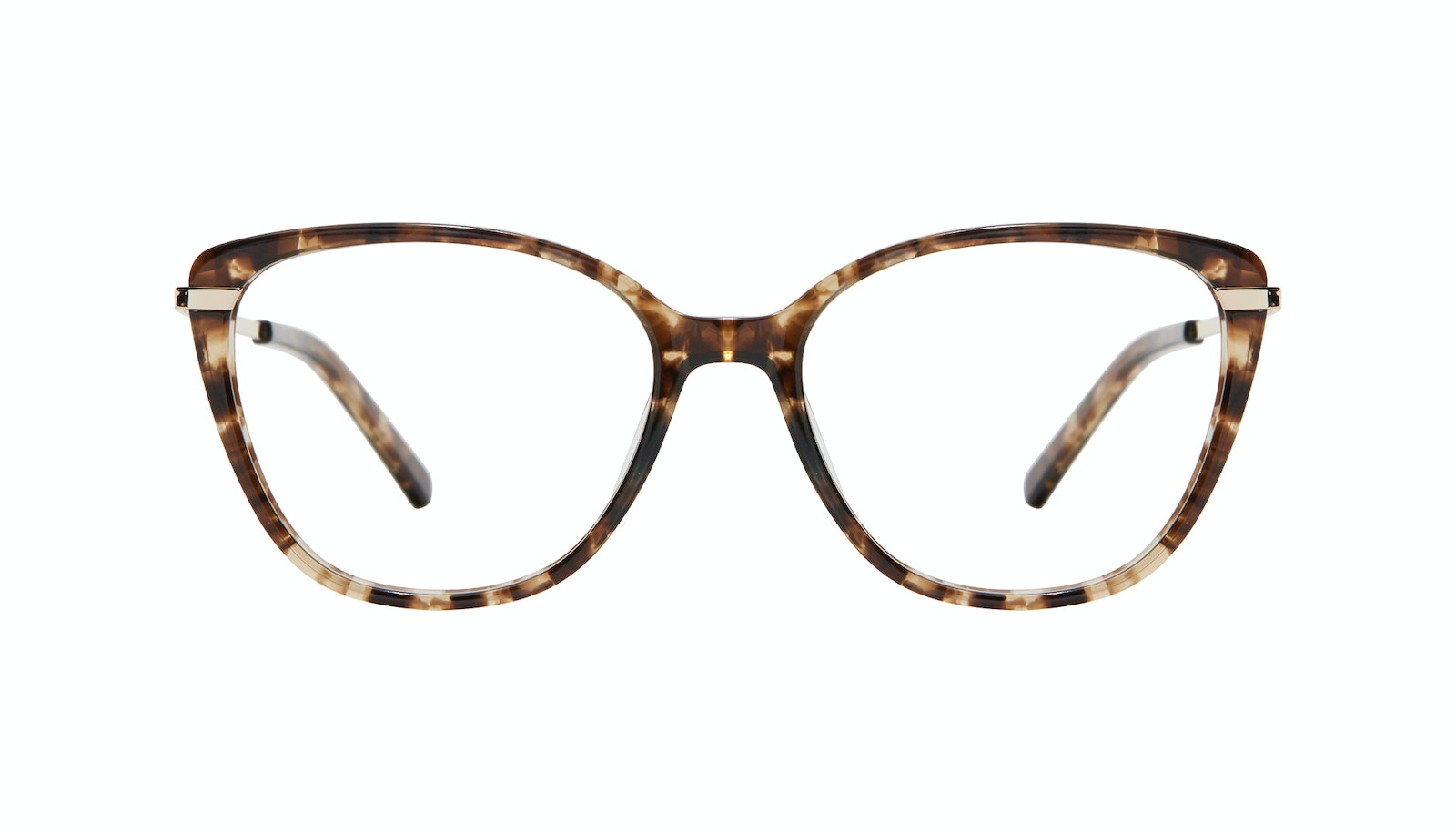 Affordable Fashion Glasses Rectangle Square Eyeglasses Women Illusion Leopard