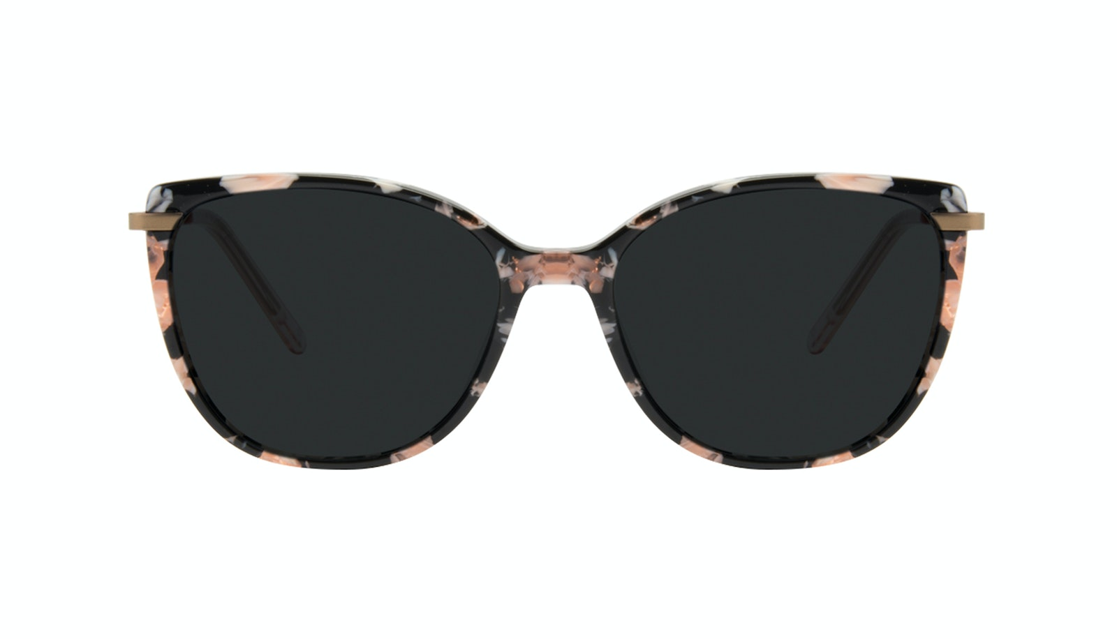 Affordable Fashion Glasses Rectangle Square Sunglasses Women Illusion Licorice