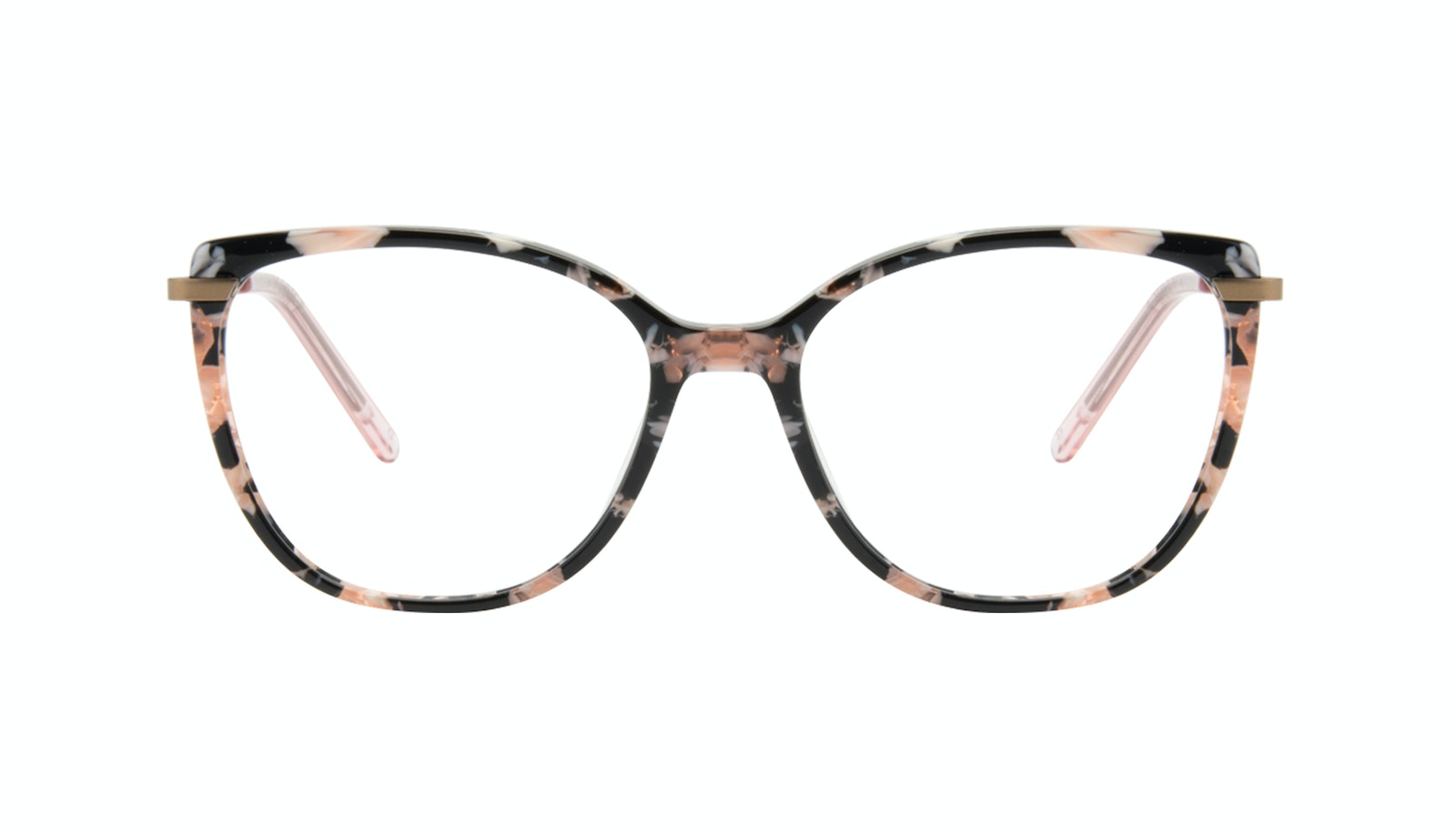 Affordable Fashion Glasses Rectangle Square Eyeglasses Women Illusion Licorice