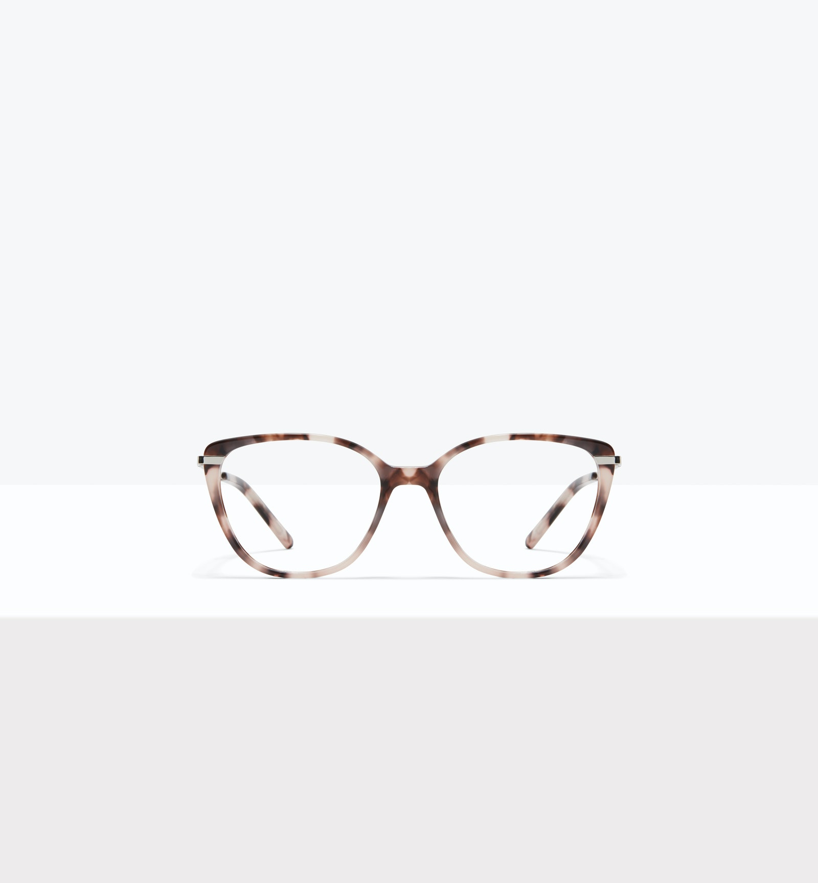 Affordable Fashion Glasses Rectangle Square Eyeglasses Women Illusion M Marbled Pink