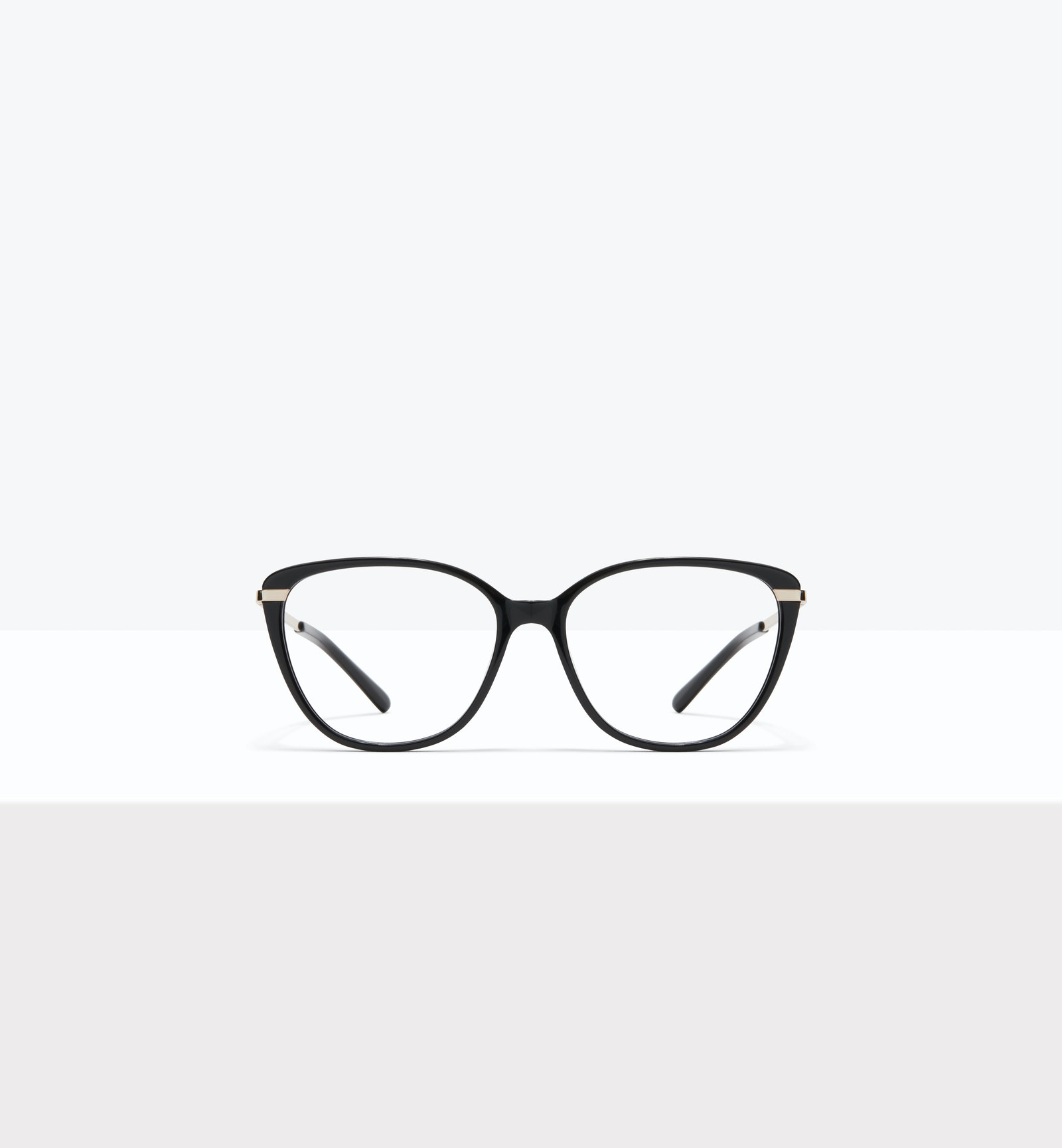 Affordable Fashion Glasses Rectangle Square Eyeglasses Women Illusion L Onyx