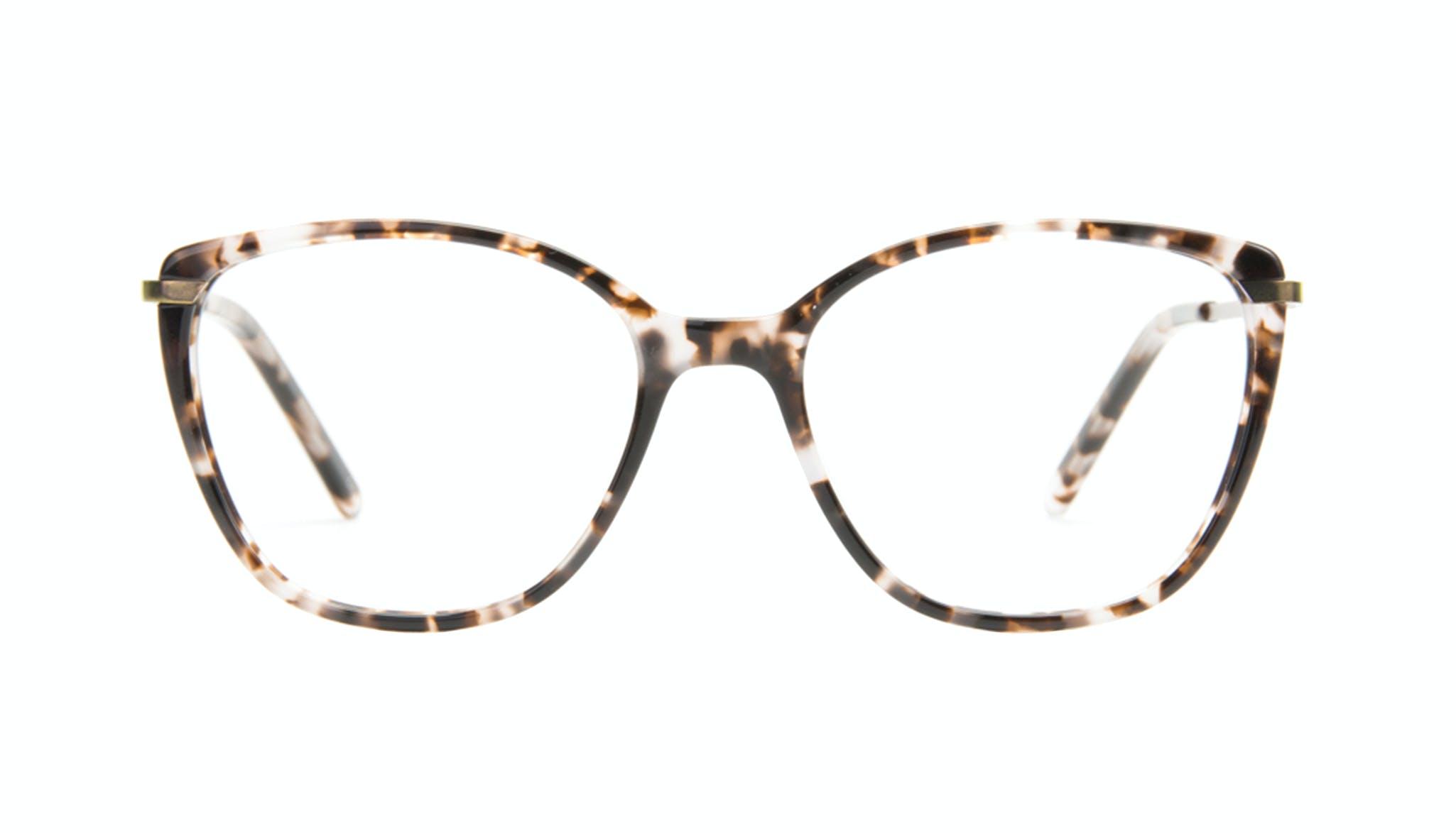 Lunettes tendance Oeil de chat Rectangle Carrée Lunettes de vue Femmes Illusion Sand Face