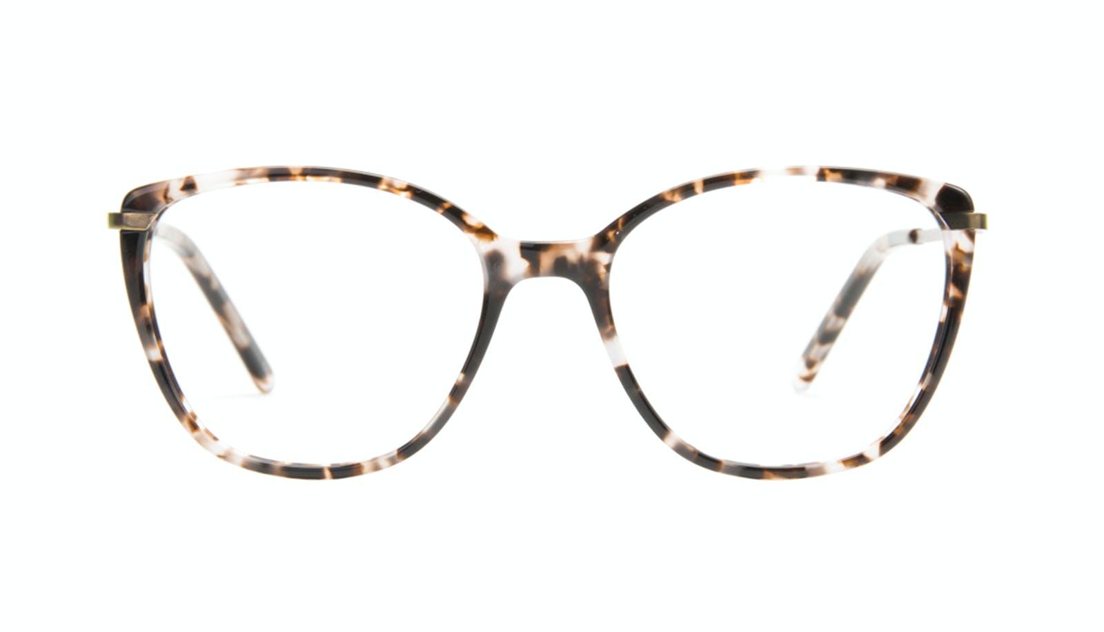 14b89a923b4 Affordable Fashion Glasses Cat Eye Rectangle Square Eyeglasses Women  Illusion Sand