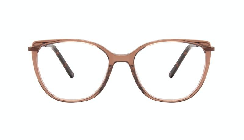 bc00eb864de Affordable Fashion Glasses Cat Eye Rectangle Square Eyeglasses Women  Illusion Terra