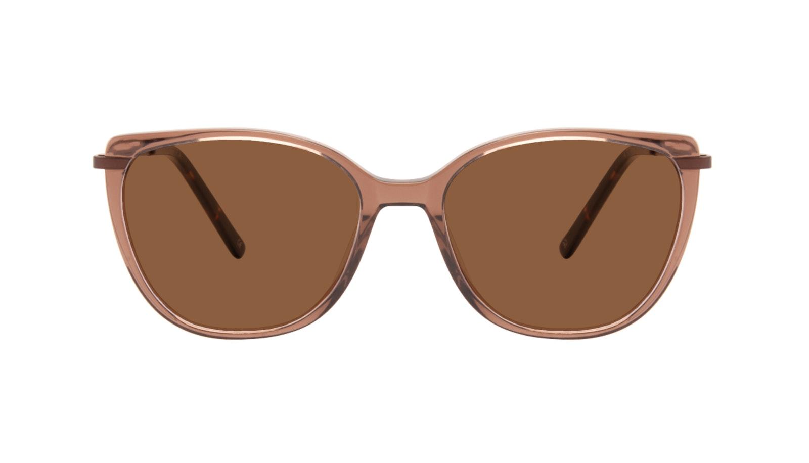 Affordable Fashion Glasses Rectangle Square Sunglasses Women Illusion Terra