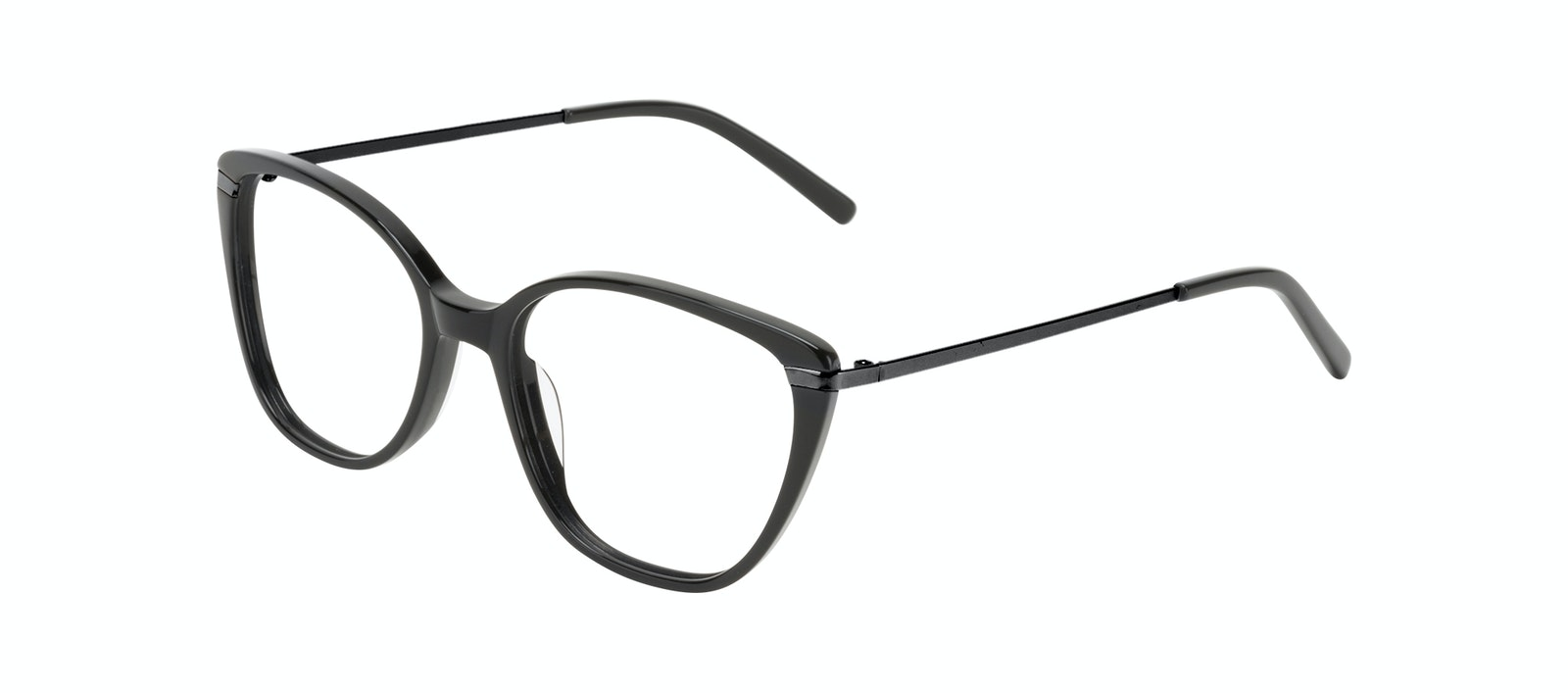 Affordable Fashion Glasses Rectangle Square Eyeglasses Women Illusion Onyx Tilt
