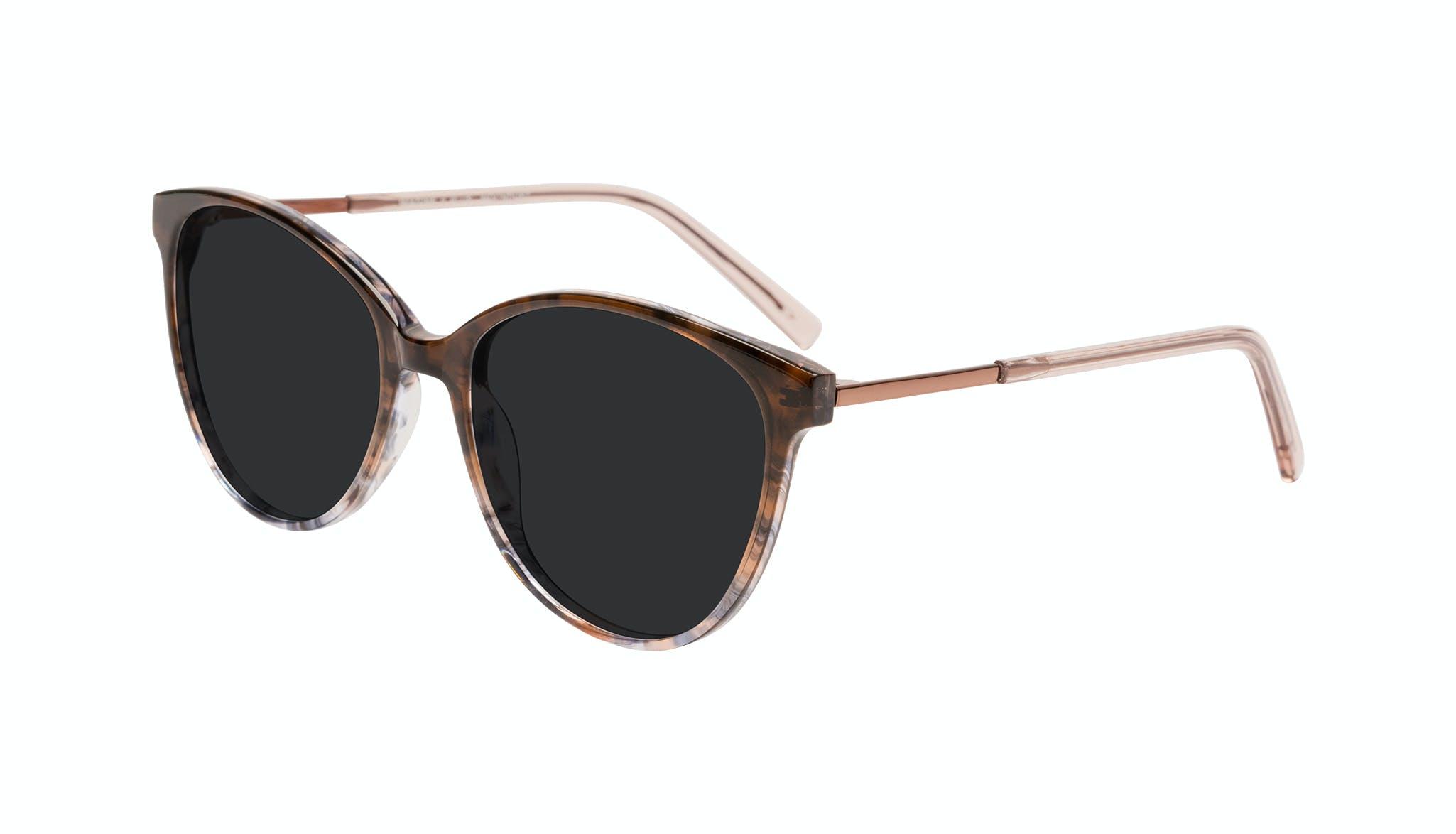 Affordable Fashion Glasses Cat Eye Sunglasses Women Imagine II Plus Moondust Tilt