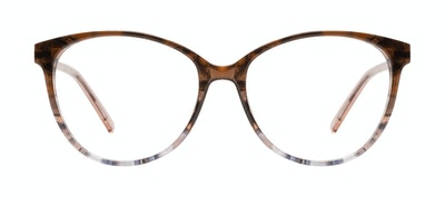 Affordable Fashion Glasses Cat Eye Eyeglasses Women Imagine II Plus Moondust Front