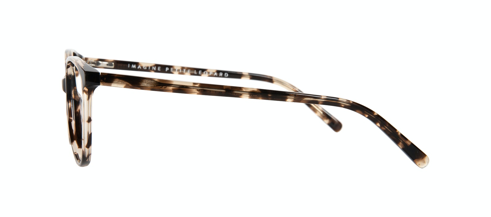Affordable Fashion Glasses Cat Eye Eyeglasses Women Imagine XS Leopard Side
