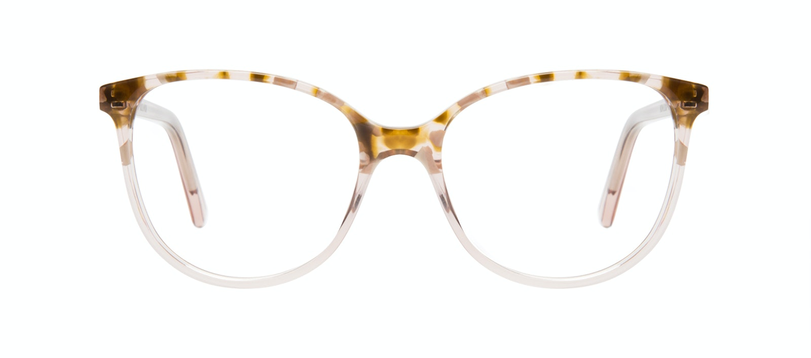 8138ad400364 Affordable Fashion Glasses Round Eyeglasses Women Imagine Petite Rose Flake  Front