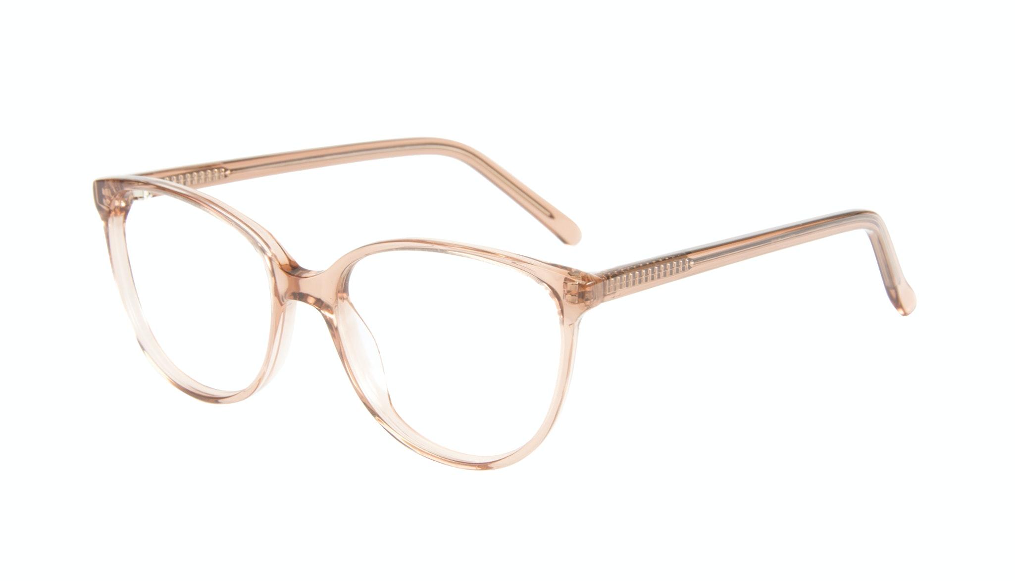 Affordable Fashion Glasses Cat Eye Eyeglasses Women Imagine Petite Rose Tilt