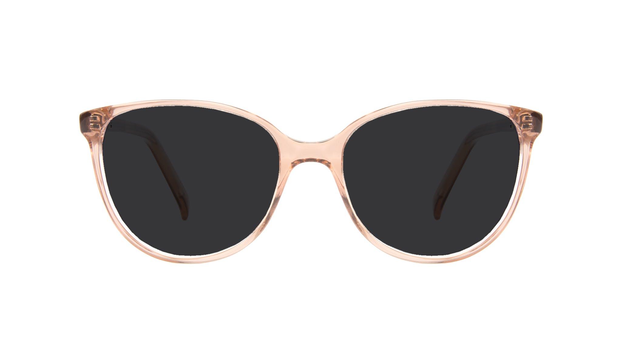 Affordable Fashion Glasses Round Sunglasses Women Imagine Petite Rose