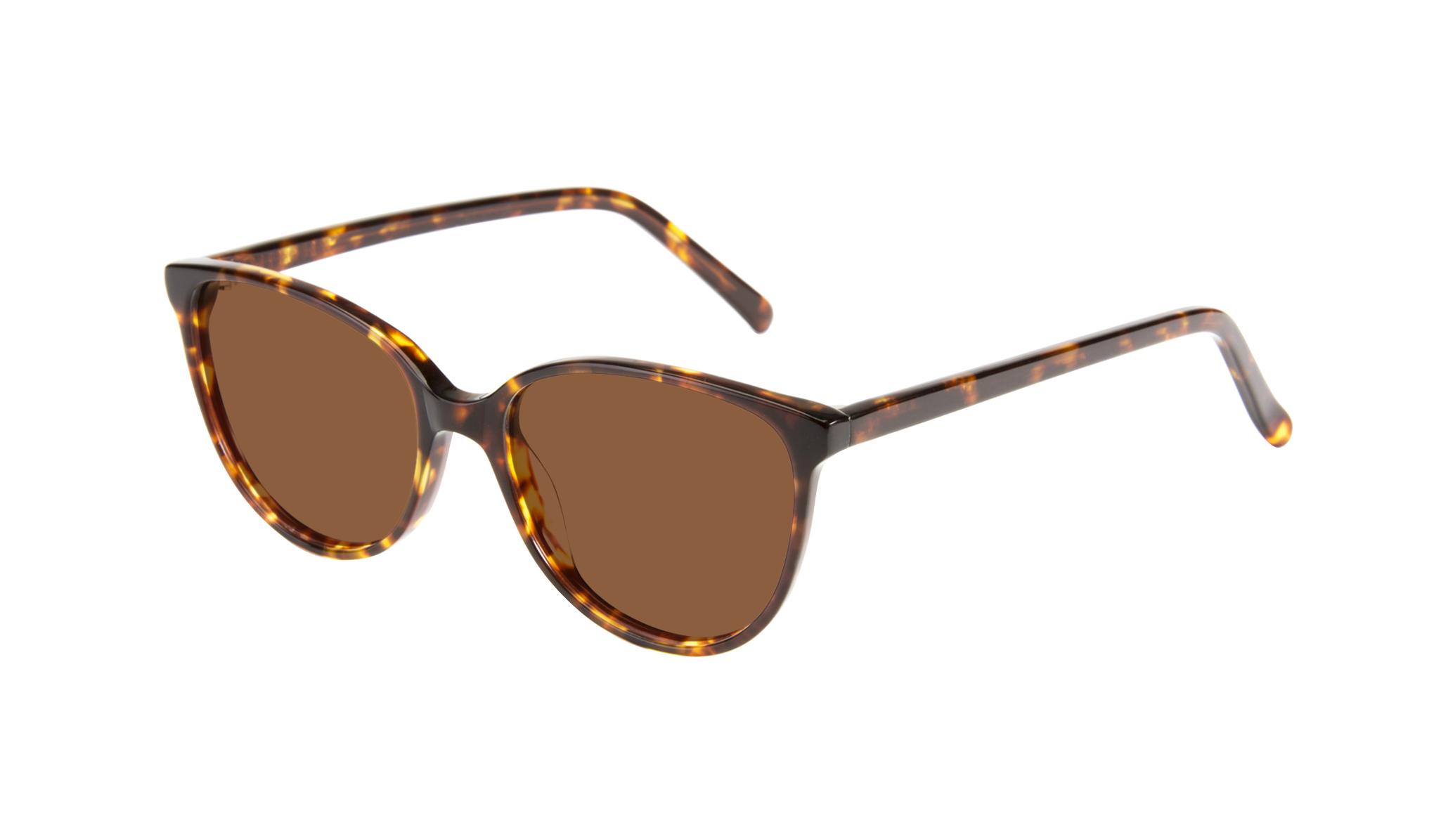 Kiss Tortoise Fashion Sunglasses Shades with Amber Lens