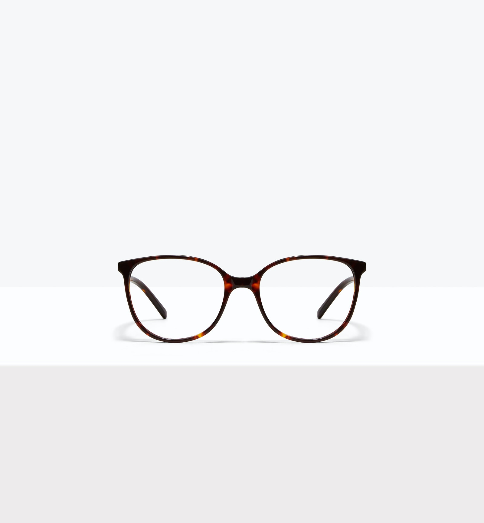 Affordable Fashion Glasses Round Eyeglasses Women Imagine Petite Sepia Kiss