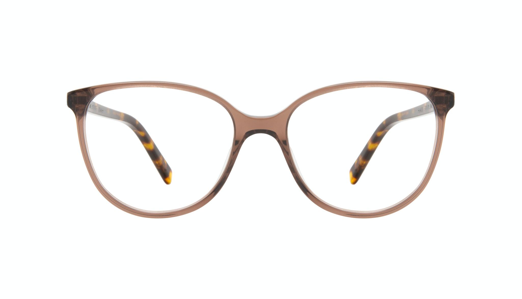 Affordable Fashion Glasses Round Eyeglasses Women Imagine Petite Terra Front
