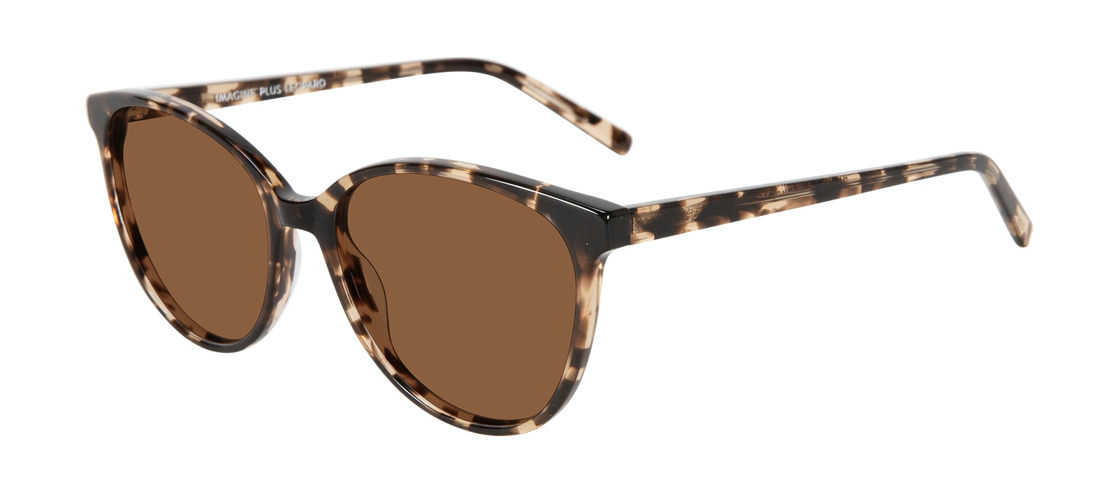 Affordable Fashion Glasses Cat Eye Sunglasses Women Imagine Plus Leopard Tilt
