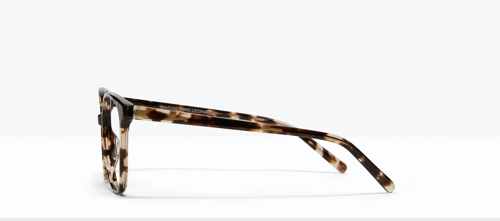 Affordable Fashion Glasses Cat Eye Eyeglasses Women Imagine Plus Leopard Side