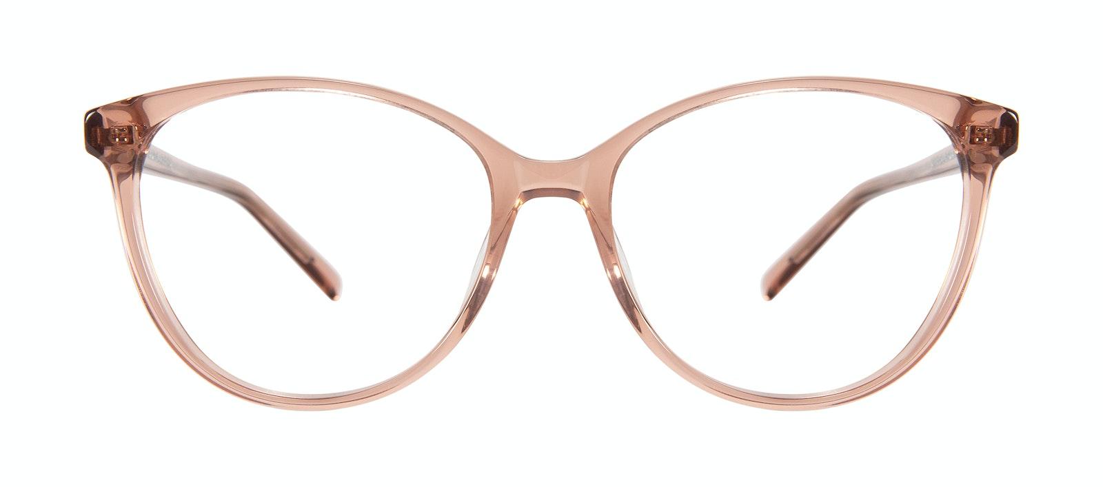 Affordable Fashion Glasses Cat Eye Eyeglasses Women Imagine XL Rose Front