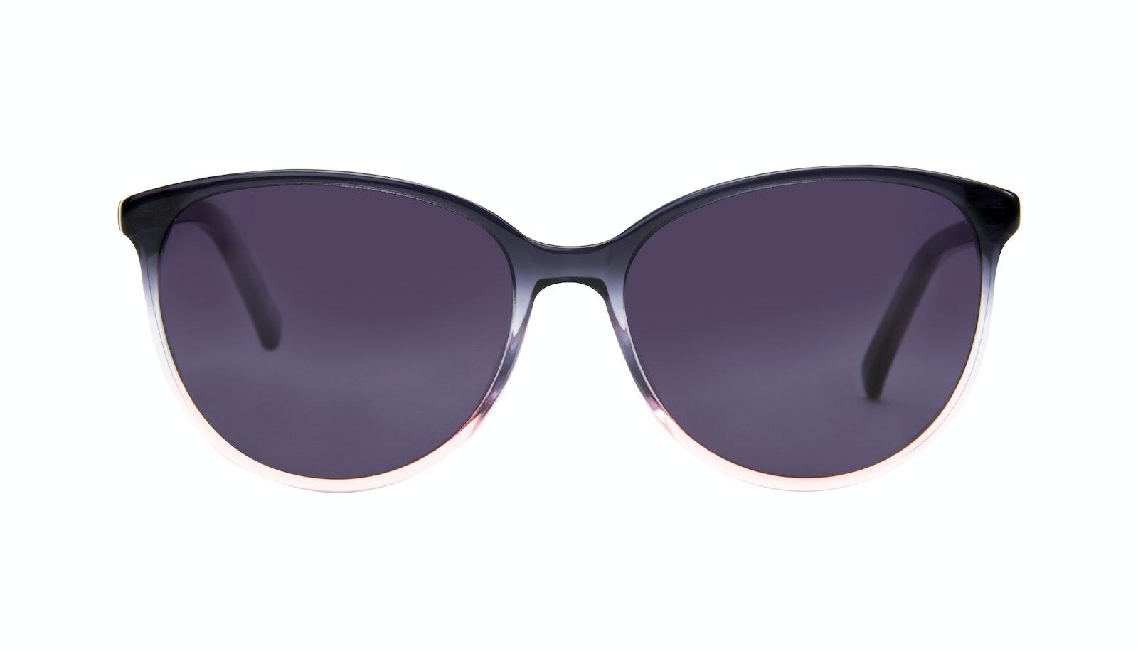 Affordable Fashion Glasses Cat Eye Sunglasses Women Imagine Pink Dust