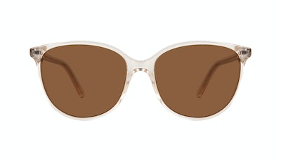Affordable Fashion Glasses Cat Eye Sunglasses Women Imagine Blond Front