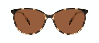 Affordable Fashion Glasses Cat Eye Sunglasses Women Imagine Purple Glaze Front