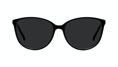 Affordable Fashion Glasses Cat Eye Sunglasses Women Imagine Onyx Front